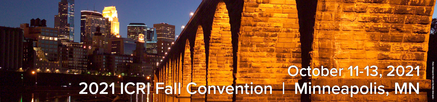 icri fall conference banner